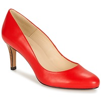 Chaussures Femme Escarpins Betty London AMUNTAI Rouge
