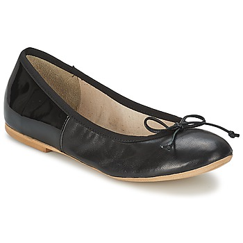 Chaussures Femme Ballerines / babies Betty London MANDOLI Noir