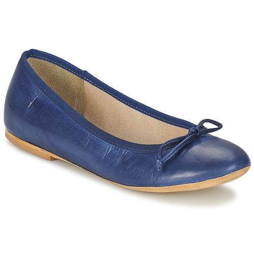 Chaussures Femme Ballerines / babies Betty London MANDOLI Bleu
