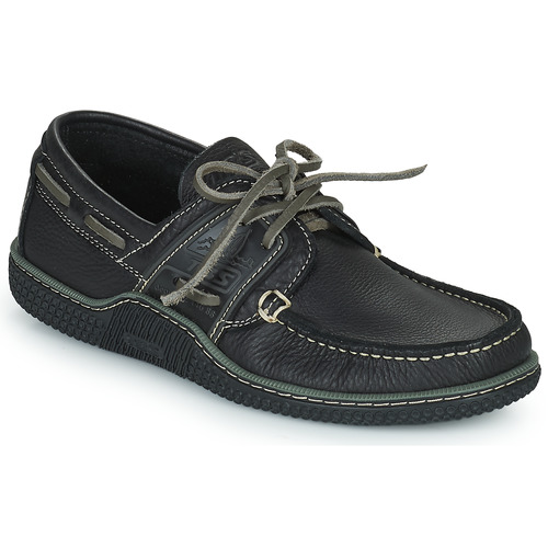 Chaussures Homme Chaussures bateau TBS GLOBEK Noir