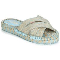 Chaussures Femme Sandales et Nu-pieds Miss L'Fire BOHEME Beige