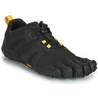 Chaussures Femme Running / trail Vibram Fivefingers V-TRAIL Noir / Jaune