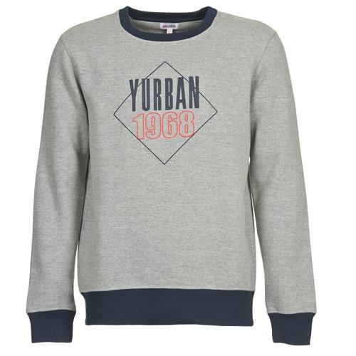 Vêtements Homme Sweats Yurban CEDRIC Gris
