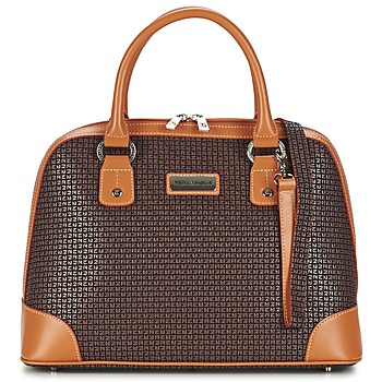 Sacs Femme Sacs porté main Ted Lapidus FIDELIO Marron / Cognac