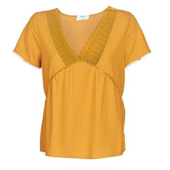 Vêtements Femme Tops / Blouses Betty London JOCKY Jaune