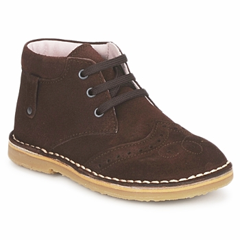 Chaussures Fille Boots Cacharel HARRY Marron