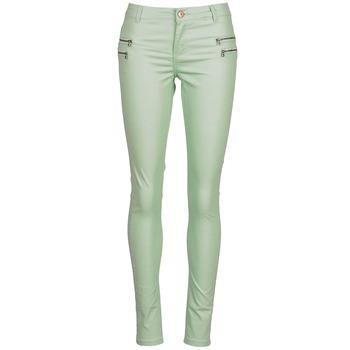 Vêtements Femme Pantalons 5 poches Noisy May FAME Vert