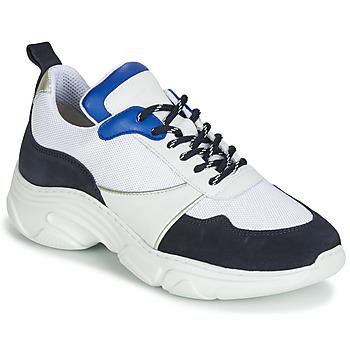 Chaussures Femme Baskets basses Ikks RUNNING Blanc