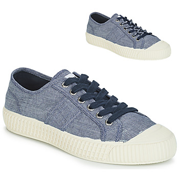 Chaussures Femme Baskets basses Pepe jeans ING LOW Bleu