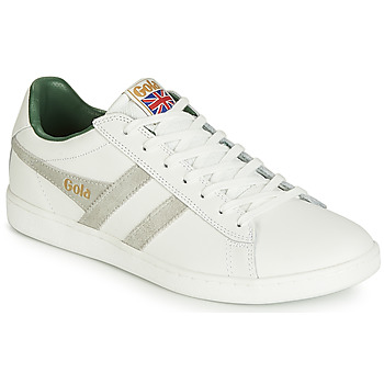 Chaussures Homme Baskets basses Gola EQUIPE Blanc