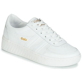Chaussures Femme Baskets basses Gola GRANDSLAM LEATHER Blanc
