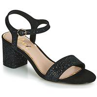Chaussures Femme Sandales et Nu-pieds Ravel WALTON Noir