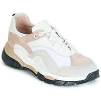 Chaussures Femme Baskets basses Tosca Blu KELLY Blanc / Beige