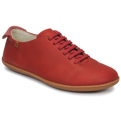 Chaussures Baskets basses El Naturalista EL VIAJERO Rouge
