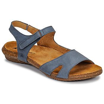 Chaussures Femme Sandales et Nu-pieds El Naturalista WAKATAUA Bleu