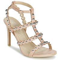 Chaussures Femme Sandales et Nu-pieds Cassis Côte d'Azur COTI Beige