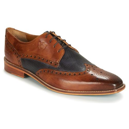 Chaussures Homme Derbies Melvin & Hamilton MARTIN 16 Marron / Bleu