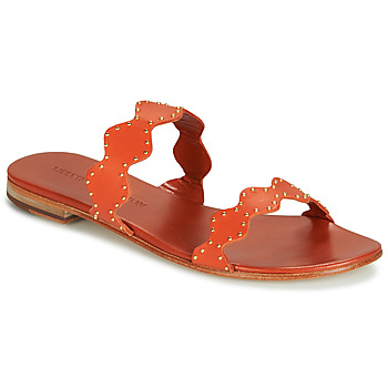 Chaussures Femme Sandales et Nu-pieds Melvin & Hamilton HANNA 46 Orange