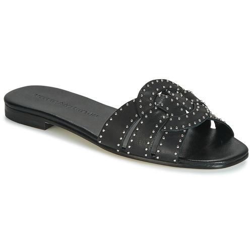 Chaussures Femme Sandales et Nu-pieds Melvin & Hamilton ELODIE 14 Noir