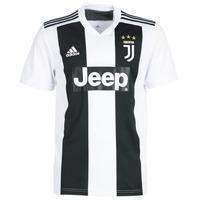 Vêtements Homme T-shirts manches courtes adidas Originals JUVE JERSEY Noir