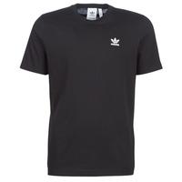 Vêtements Homme T-shirts manches courtes adidas Originals ESSENTIAL T Noir