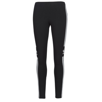 Vêtements Femme Leggings adidas Originals TREFOIL TIGHT Noir