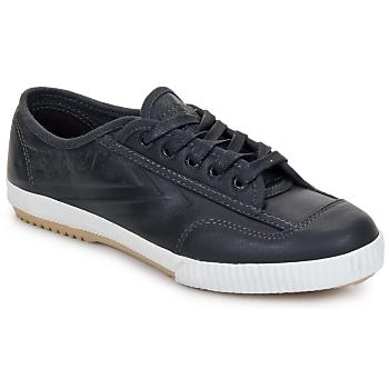 Chaussures Baskets basses Feiyue FE LO PLAIN CHOCO Noir