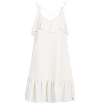 Vêtements Femme Robes courtes Les Petites Bombes AZITARBE Blanc