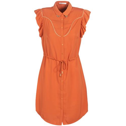 Vêtements Femme Robes courtes Les Petites Bombes AZITARTE Corail