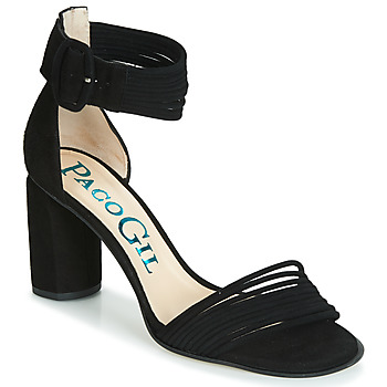 Chaussures Femme Sandales et Nu-pieds Paco Gil BALI Noir
