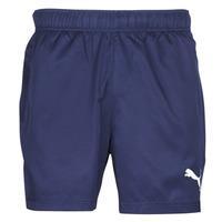 Vêtements Homme Shorts / Bermudas Puma WOVEN SHORT Marine