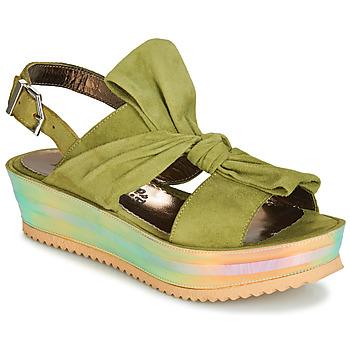 Chaussures Femme Sandales et Nu-pieds Papucei CONDE Vert