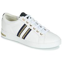 Chaussures Femme Baskets basses Geox D JAYSEN Blanc