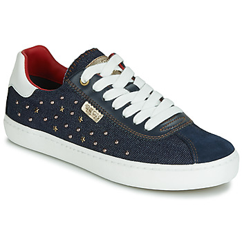 Chaussures Fille Baskets basses Geox J KILWI GIRL Marine