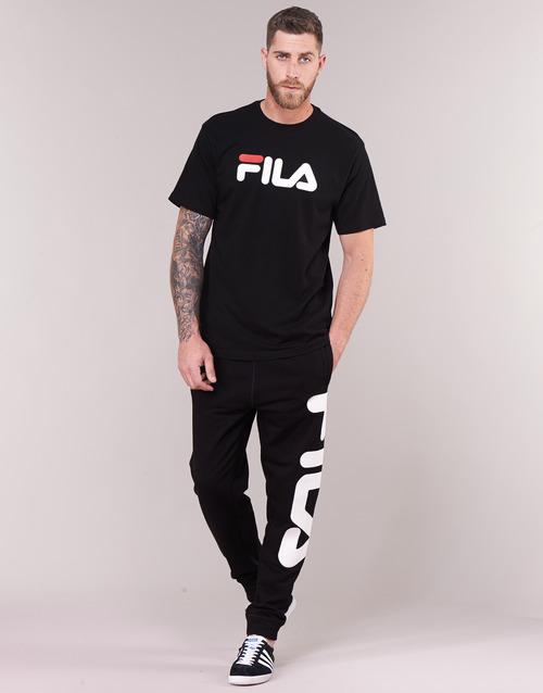 Basic Pure Fila Pants Fila Noir Basic Pants Basic Fila Noir Pure Pure bf6Yg7y