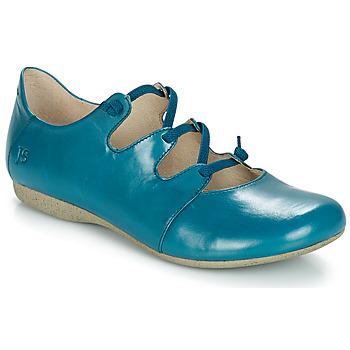 Chaussures Femme Ballerines / babies Josef Seibel FIONA 04 Bleu