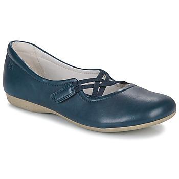 Chaussures Femme Ballerines / babies Josef Seibel FIONA 39 Bleu