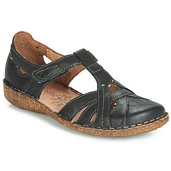 Chaussures Femme Sandales et Nu-pieds Josef Seibel ROSALIE 29 Noir