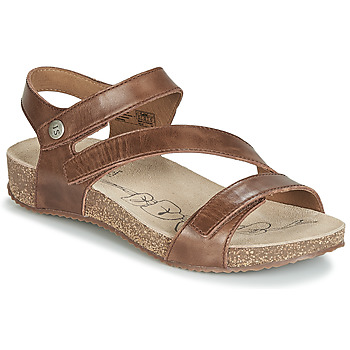 Chaussures Femme Sandales et Nu-pieds Josef Seibel TONGA 25 Marron