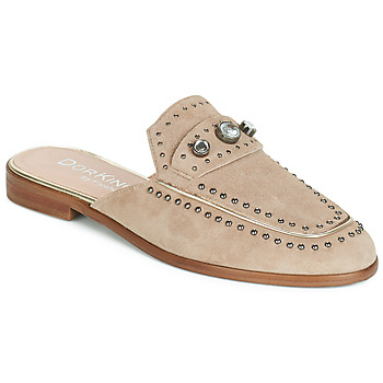 Chaussures Femme Mules Dorking 7783 Taupe