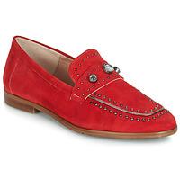 Chaussures Femme Mocassins Dorking 7782 Rouge