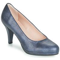 Chaussures Femme Escarpins Dorking 7118 Marine