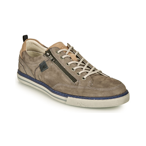 Chaussures Homme Baskets basses Fluchos QUEBEC Gris