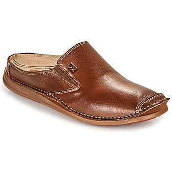 Chaussures Homme Mules Fluchos NAUTILUS Marron