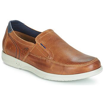 Chaussures Homme Slip ons Fluchos SUMATRA marron