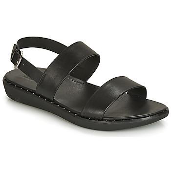 Chaussures Femme Sandales et Nu-pieds FitFlop BARRA Black