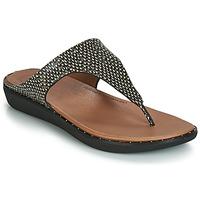 Chaussures Femme Sandales et Nu-pieds FitFlop BANDA II DOTTED-SNAKE Natural Snake