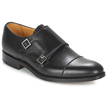 Chaussures Homme Richelieu Barker TUNSTALL Noir