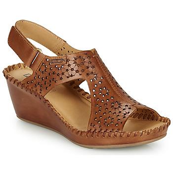 Chaussures Femme Sandales et Nu-pieds Pikolinos MARGARITA 943 Marron