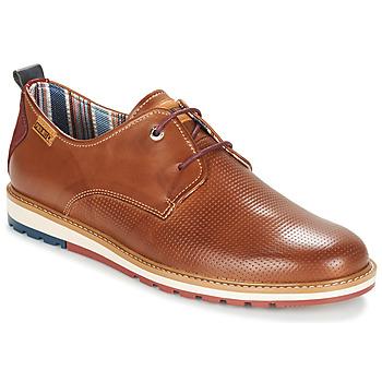 Chaussures Homme Derbies Pikolinos BERNA M8J Camel
